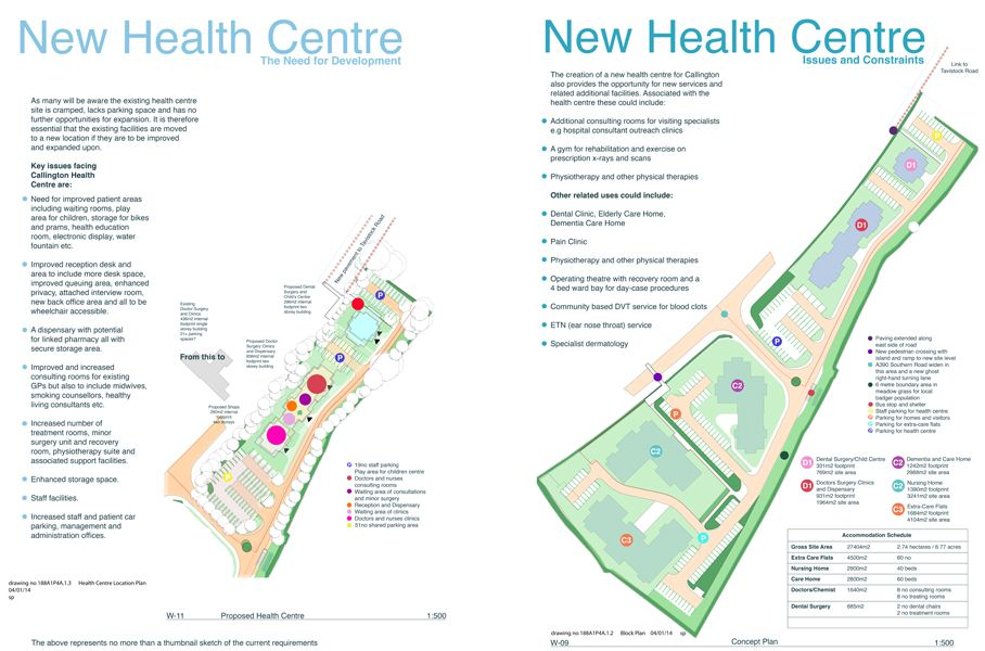 Health Centre, Callington